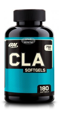 CLA Softgels 180 капсул Optimum Nutrition