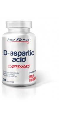 D-Aspartic Acid Capsules 120 капсул Be First