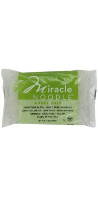 Ширатаки Паста Ангел Хэир Miracle Noodle