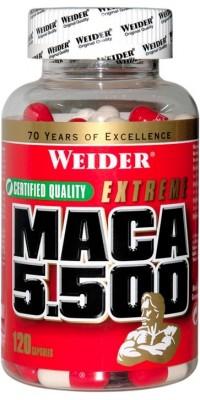 Maca 5500 120 капсул Weider