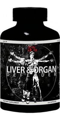 Liver & Organ Defender 270 капсул 5% Rich Piana