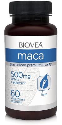Maca (Organic) 500 мг 60 капсул BIOVEA