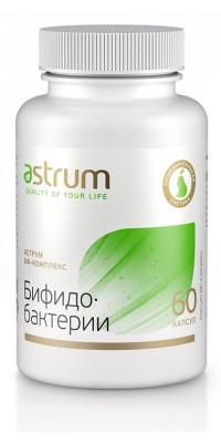 Бф-Комплекс: бифидобактерии 60 капсул Astrum