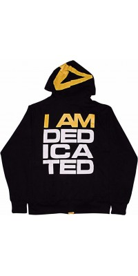 "Dedicated Nutrition Толстовка ""I AM DEDICATED"" Slimfit"