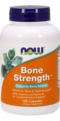 Bone Strength 120 капсул Now