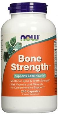 Bone Strength 240 капсул Now