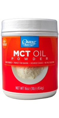 Quest MCT Oil Powder 450 г Quest Nutrition