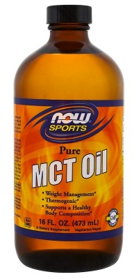 Mct Oil 473 мл Now