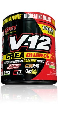 V-12 Creacharge + SAN