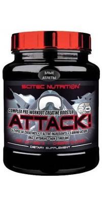 Attack! 2.0 720 г Scitec Nutrition