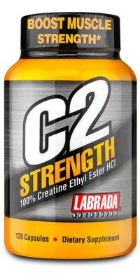C2 Strength 120 капсул Labrada Nutrition