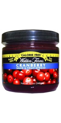 Cranberry Sauсe & Fruit Spread Клюквенный соус-джем Walden Farms