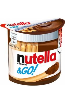 Паста шоколадная Nutella & Go! (Нутелла) - купить за 110