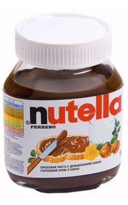 Паста шоколадная Nutella (Нутелла) - купить за 150