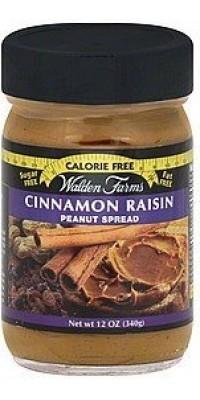 Cinnamon Raisin Peanut Spread Арахисовое масло с корицей и изюмом (годен до 20.05.18) Walden Farms