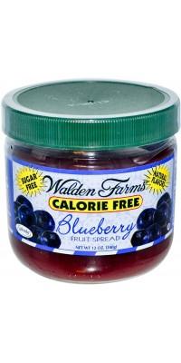 Blueberry Fruit Spread Черничная паста-джем Walden Farms