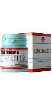 Экдистерон B 200 таблеток SportPit