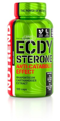 Ecdysterone 120 капсул Nutrend