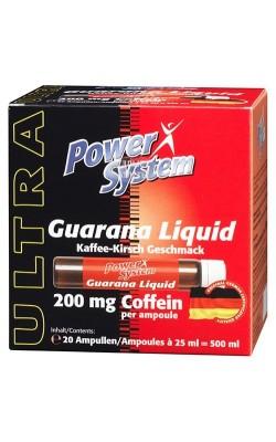 Guarana Liquid 25 мл Power System - купить за 90