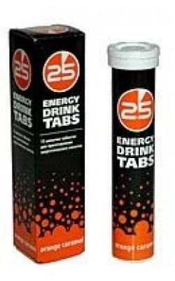 Energy Drink Tabs 15 таблеток 25-й час - купить за 460
