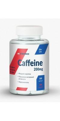 Caffeine 200 мг 100 капсул CyberMass