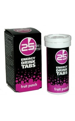 Energy Drink Tabs 5 таблеток 25-й час - купить за 180