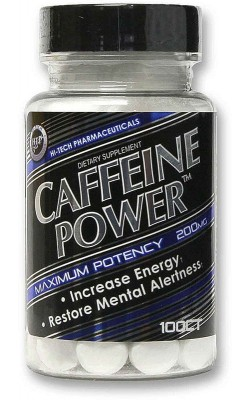 Caffeine Power 200 мг - купить за 670