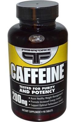 Caffeine 200 мг - купить за 600