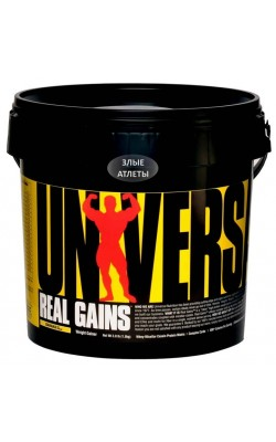 Real Gains 1,8 кг Universal Nutrition - купить за 2390