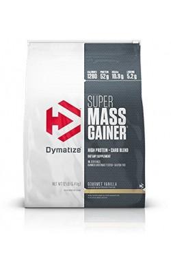 Super Mass Gainer 5,43 кг Dymatize Nutrition - купить за 3460