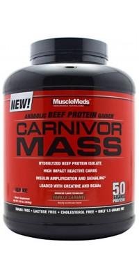 Carnivor Mass 2,59 кг MuscleMeds