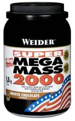 Mega Mass 2000 1,5 кг Weider - купить за 1680