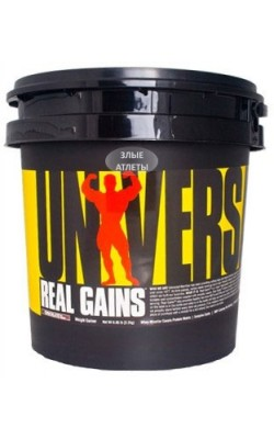 Real Gains 3,2 кг Universal Nutrition - купить за 3760