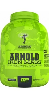 Arnold Series Iron Mass 2,27 кг MusclePharm