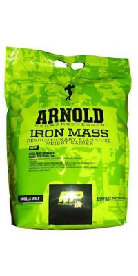 Arnold Series Iron Mass 3,62 кг MusclePharm