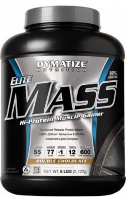 Elite Mass Gainer 2,27 кг Dymatize Nutrition - купить за 3460
