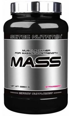 Mass 2,25 кг Scitec Nutrition - купить за 1230