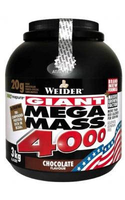 Купить - Mega Mass 4000