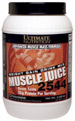 Muscle Juice 2544 2,21 кг Ultimate Nutrition - купить за 1340