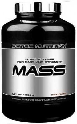 Mass 4,5 кг Scitec Nutrition - купить за 1970