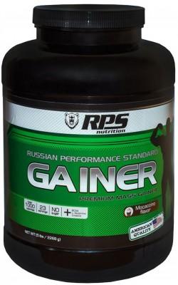 Premium Mass Gainer Банка 2,27 кг RPS Nutrition - купить за 1440