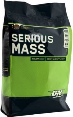 Serious Mass 5,46 кг Optimum Nutrition - купить за 3890