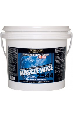 Muscle Juice 2544 6 кг Ultimate Nutrition - купить за 3050