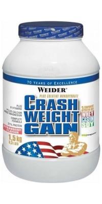 Crash Weight Gain 1,5 кг Weider