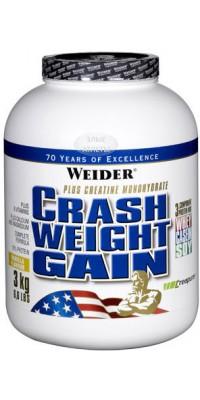 Crash Weight Gain 3 кг Weider