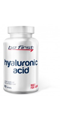 Hyaluronic Acid 60 таблеток Be First