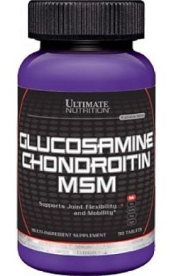 Glucosamine & Chondroitin & Msm - купить за 730