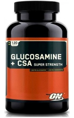 Glucosamine + Csa Super Strength - купить за 560