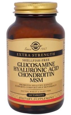 Glucosamine Hyaluronic Acid Chondroitin Msm - купить за 2000
