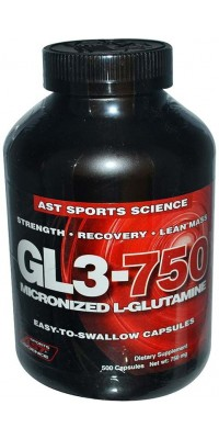 GL3-750 500 капсул AST